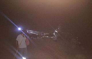 Elazığ'da jandarma kayıp hayvanları gece görüş...