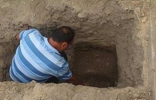 Elazığ'da kentsel dönüşüm kazısında Osmanlı...