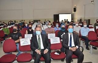 Elazığ'da okul müdürlerine proje eğitimleri...