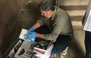 Elazığ'da şüpheli bavul alarmı
