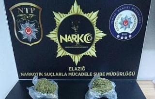 Elazığ'da uyuşturucu operasyonu: 12 kişi gözaltına...