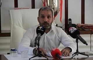 """Elazığspor Başkanı Çayır: """"Gerekirse tüm..."""