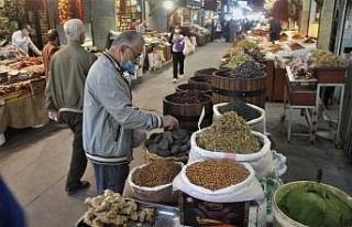 Kış ayları yaklaştı, vatandaşlar bitkisel ürünlere...