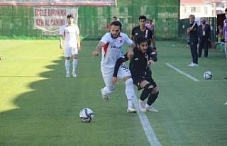 TFF 3. Lig: Elazığspor: 1 - Bergama Belediyespor:...