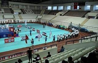 Türkiye Gençler Ferdi Boks Şampiyonası Elazığ'da...