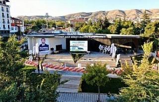 Türkiye'nin en genç Belediye Başkanı Şerifoğulları,...