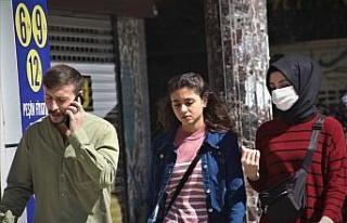 Vakaların yükseldiği Elazığ'da vatandaşlardan...