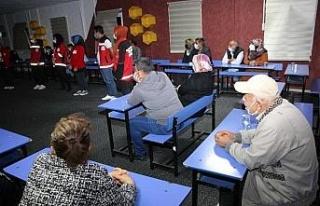 Elazığ'da 'Aile Destek Programı' eğitimleri...