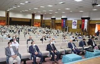 Elazığ'da 'Camiler ve Din Görevlileri Haftası'...