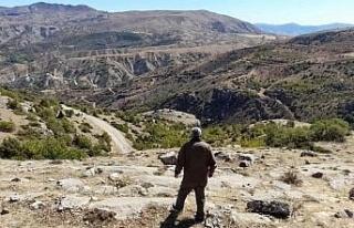 Elazığ'da kaçak avcılığın önlenmesi için...