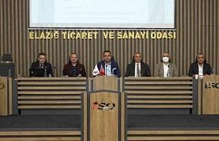 ETSO'da ekim ayı meclis toplantısı gerçekleştirildi