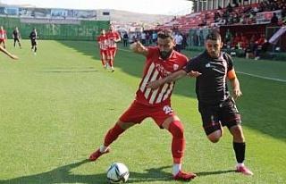 TFF 3. Lig: Elazığspor: 2 - Karaman Belediyespor:...