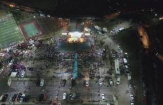 Cip Mesire Alanı Açılış Töreni
