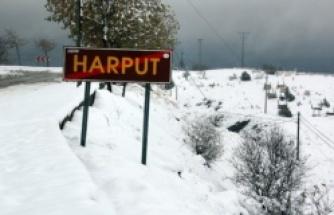 Harput'tan Kar ve Kış Manzaraları - 2016