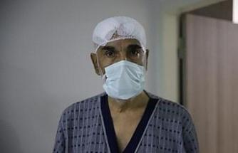Korona virüse yakalandı, bilinçsiz ilaç kullanınca ölümden döndü