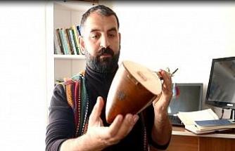 3 bin yıllık geleneği 100 yıllık Ruzba sazıyla sürdürüyor
