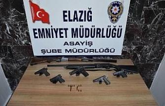 Elazığ'da aranan 93 şahıs yakalandı 27'si tutuklandı