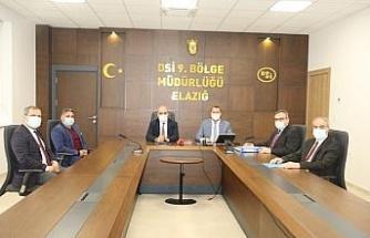 Keban Barajı Su Ürünleri Balık Üretim İstasyonu, devredildi