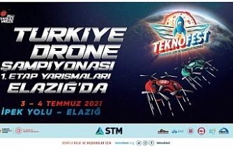Türkiye Drone Şampiyonası'nın Paydaşıyız