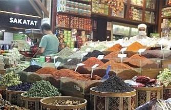 Elazığ'a has baharatlar vatandaştan tam puan alıyor