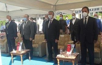 Elazığ'da şeker pancarı alım ve işletme kampanyası açılış töreni yapıldı