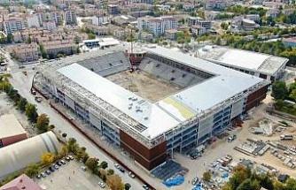 Elazığ Stadyumu, 2022-2023 sezonunda kapılarını açacak