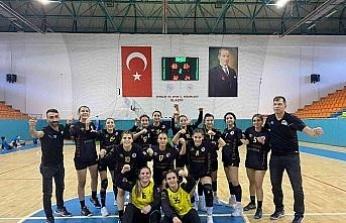 Hentbol Kadınlar 1. Ligi: Elazığ SYSK: 32 - Aksaray Belediyespor: 24