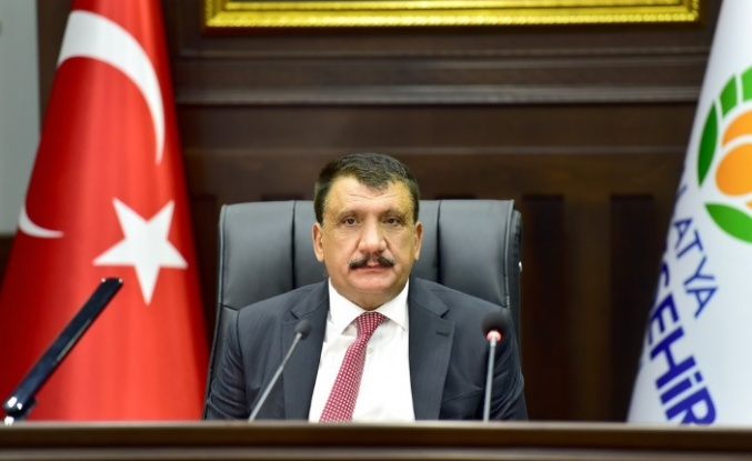 Başkan Gürkan'dan personele teşekkür