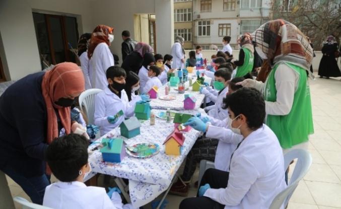 Elazığ'da çocuklara özel etkinlik