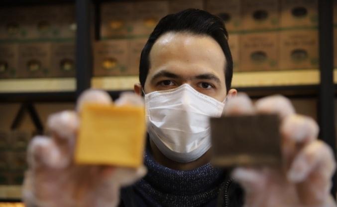 Meslek dededen toruna geçti, sabunlar online ticaretle ülke pazarına girdi