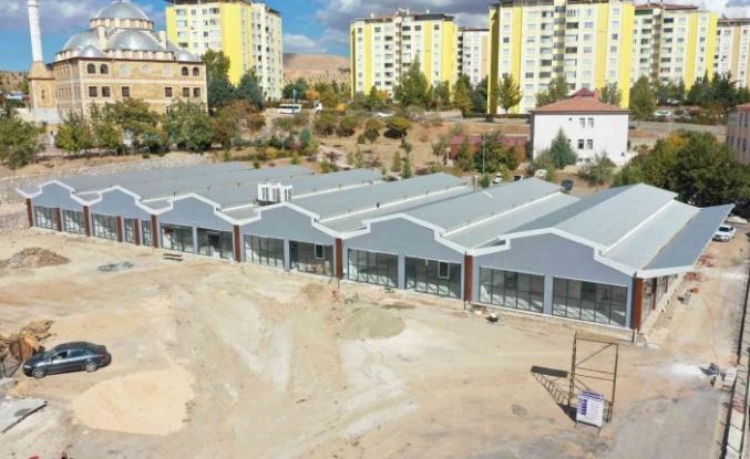 Elazığ'da Sosyal Hizmet Binası Projesinde sona gelindi